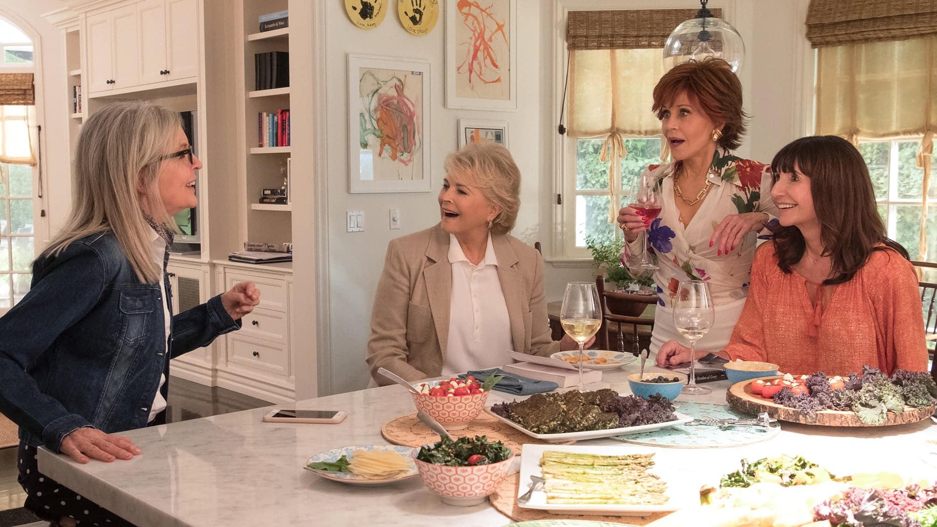 Book Club – Tutto può succedere: recensione del film con Diane ...