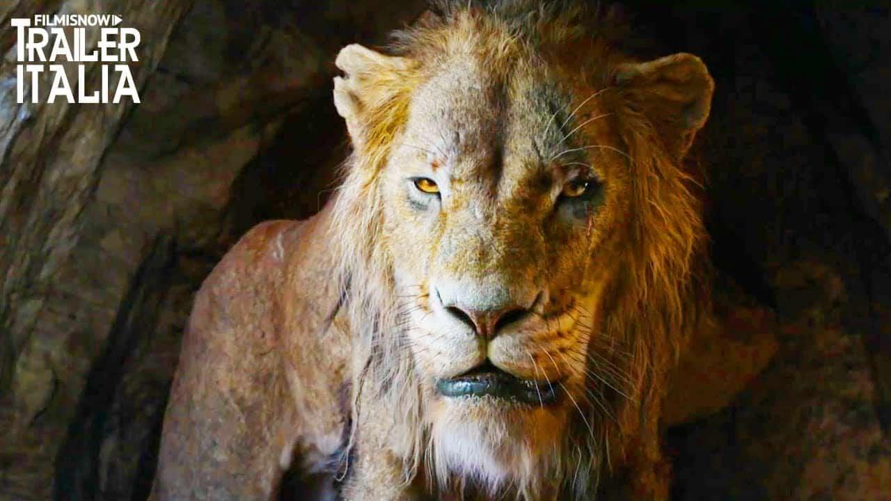 Il re leone analisi del full trailer live