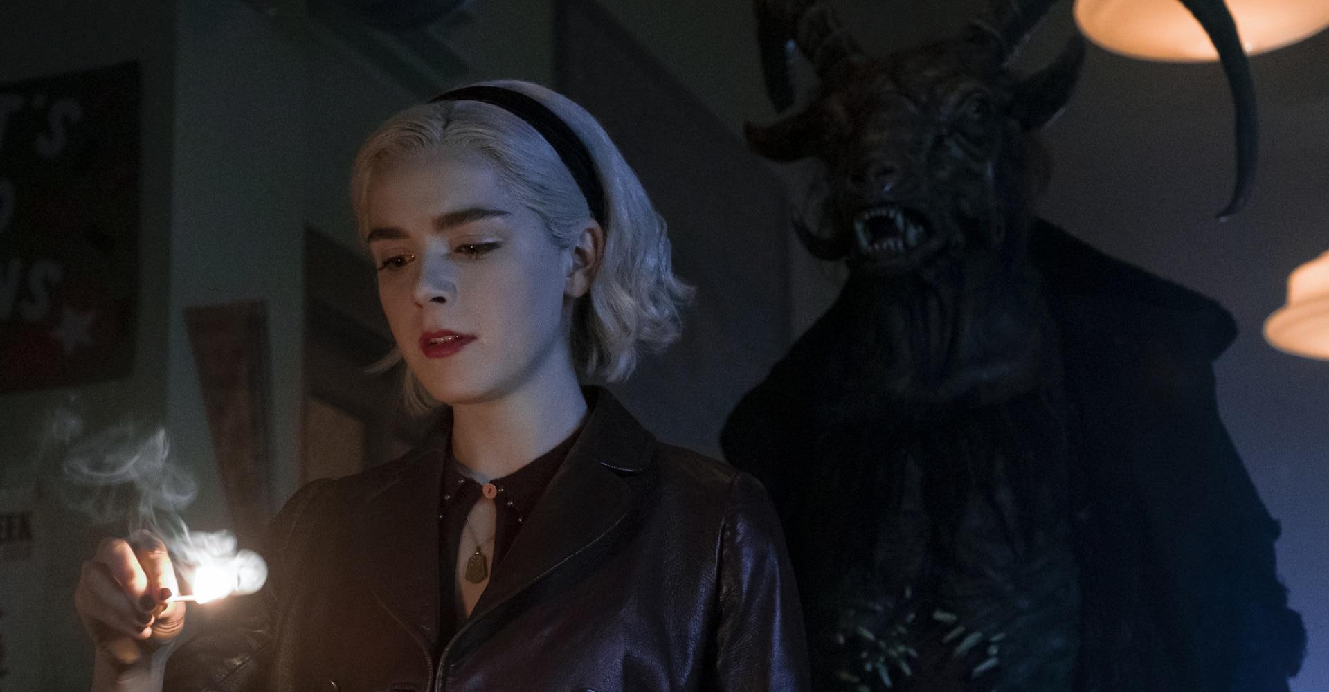 Le terrificanti avventure di Sabrina 2 Cinematographe.it