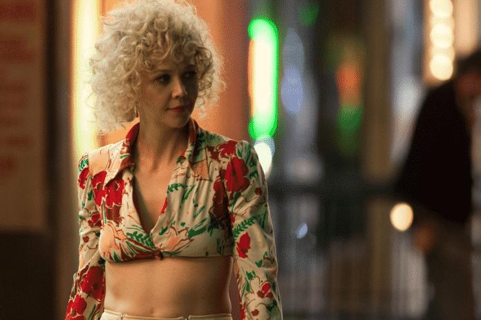 The Deuce, Maggie Gyllenhaal, Cinematographe