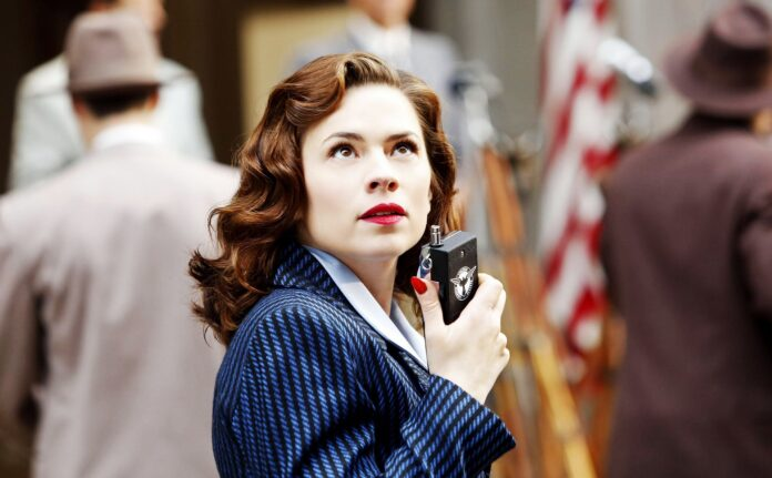 Agent Carter Cinematographe