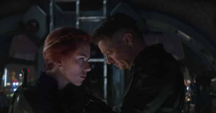 Avengers: Endgame - black widow - cinematographe.it