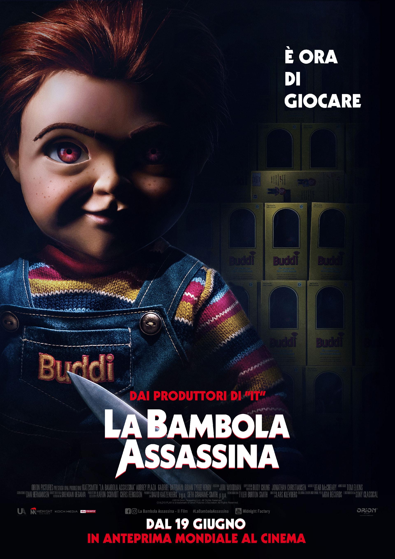 la bambola assassina ita