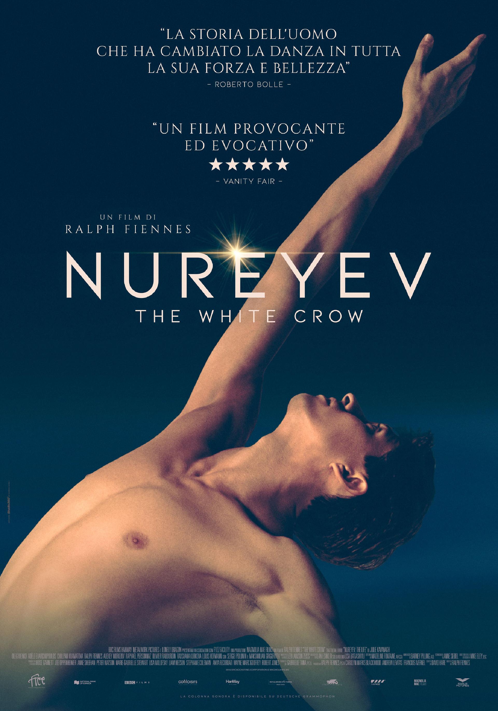 Nureyev - The White Crow, cinematographe.it