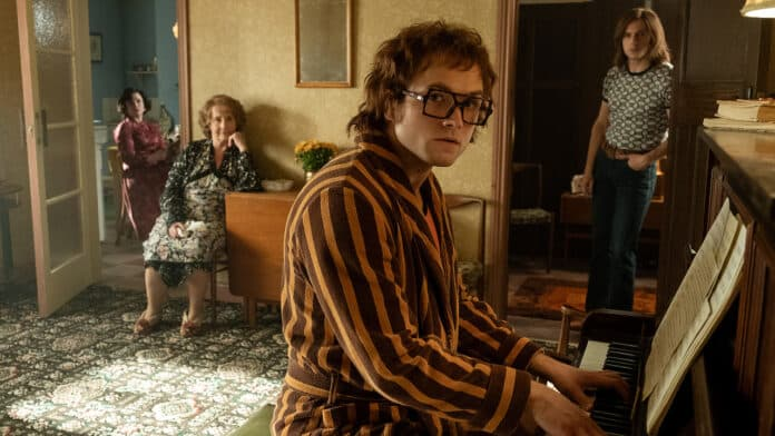 rocketman, cinematographe
