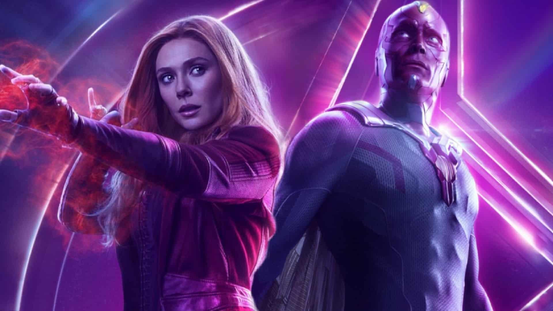 WandaVision mostrerà i poteri di distorsione della realtà di Scarlet Witch?