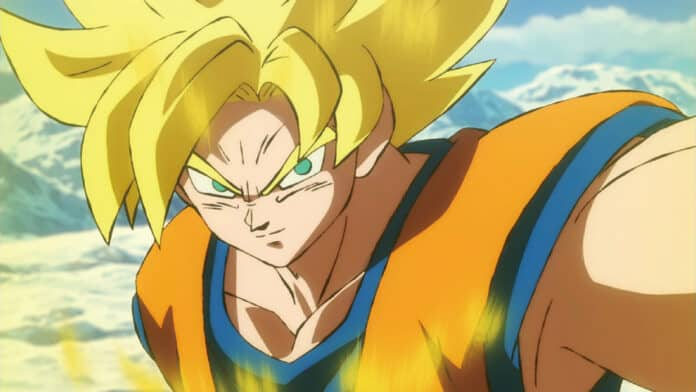 Dragon Ball Super: Broly cinematographe.it
