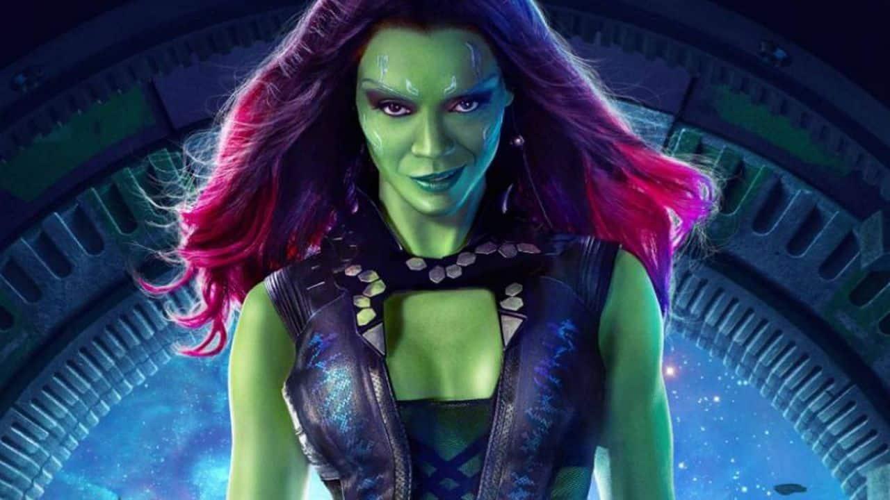 Image result for gamora endgame