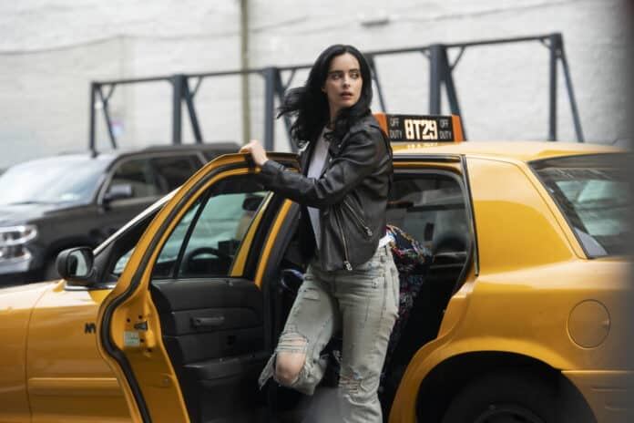jessica jones, cinematographe.it