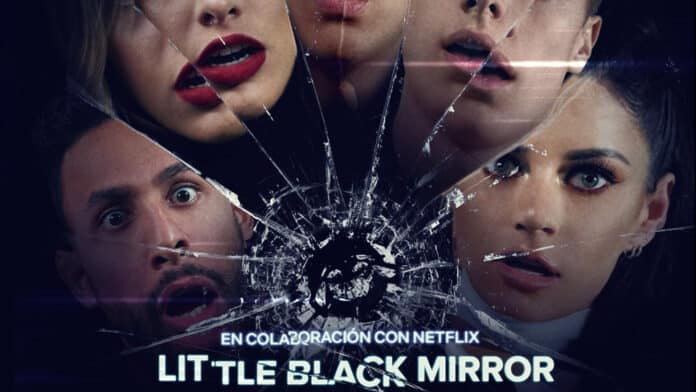 Little black mirror cinematographe.it
