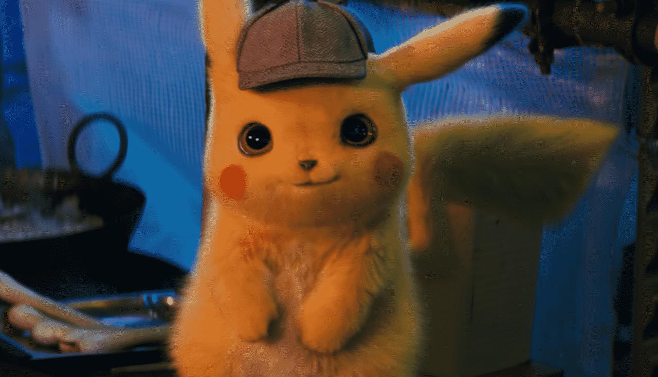 Pokémon: Detective Pikachu cinematographe