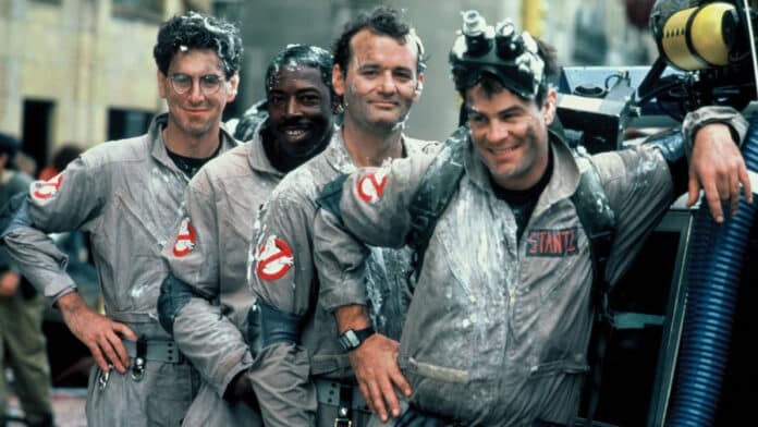 Ghostbusters, cinematographe.it