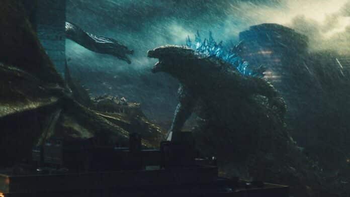 Godzilla II - King of the Monsters, cinematographe