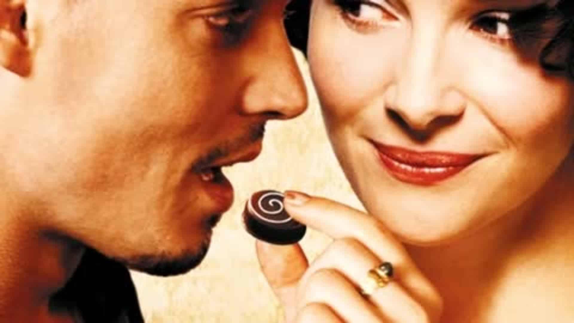 Frasi Sul Sorriso Johnny Depp.Chocolat Frasi Dal Film Con Johnny Depp E Juliette Binoche