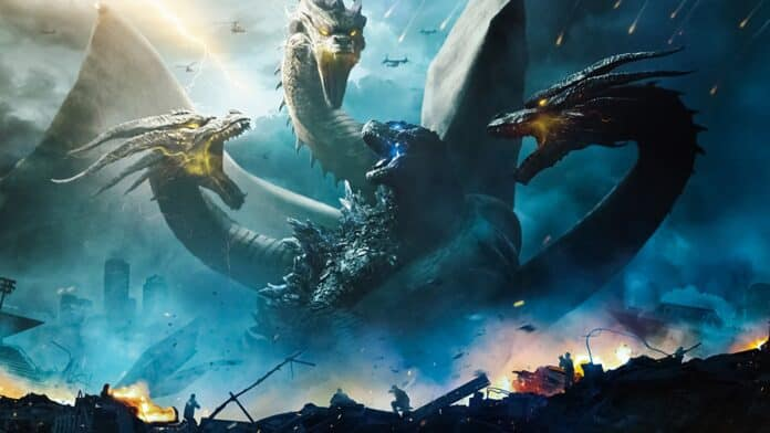 Godzilla II: King of the Monsters cinematographe.it