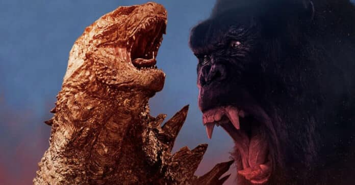 godzilla vs kong - Cinematographe.it