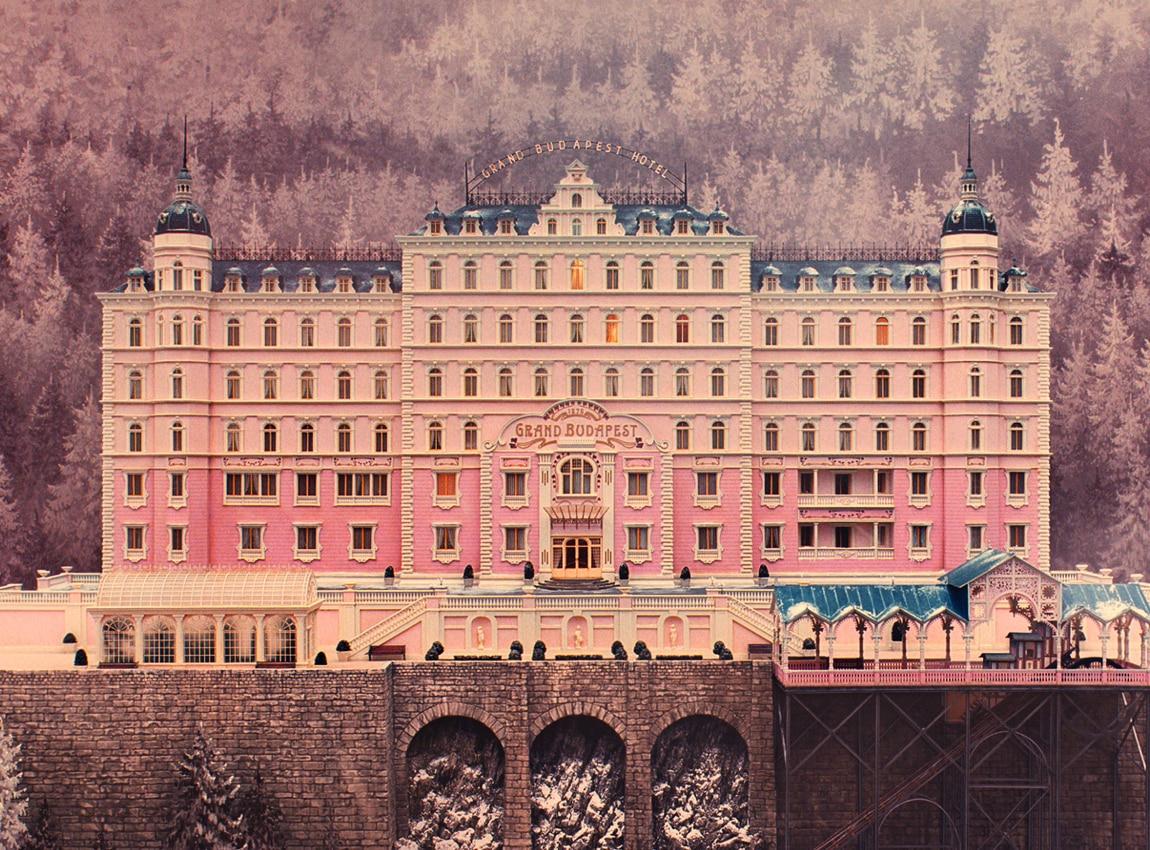 Grand Budapest Hotel: le location del film di Wes Anderson
