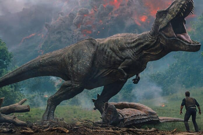 Jurassic World: Dominion Cinematographe