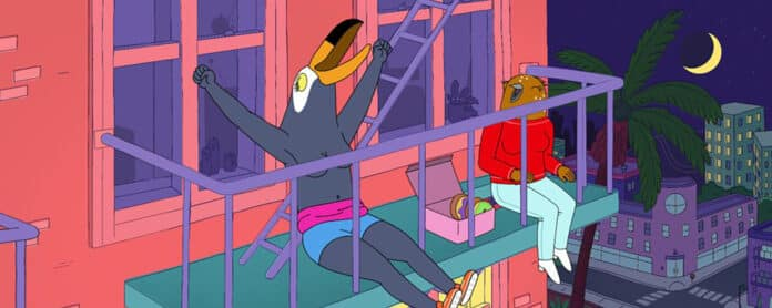 cinematographe.it, tuca & bertie