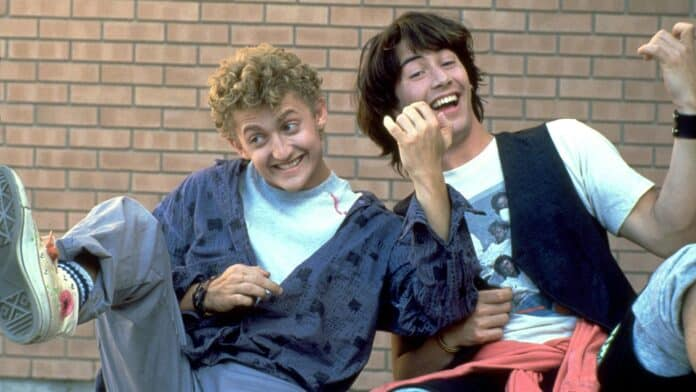 bill and ted 3, cinematographe.it