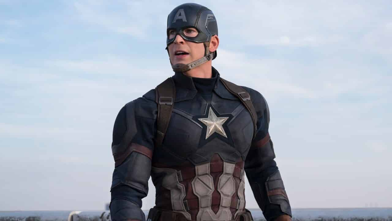 Captain America - chris evans, cinematographe.it