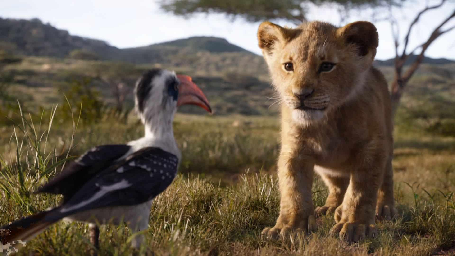 Il re leone: Jon Favreau su come dare espressioni naturali agli animali