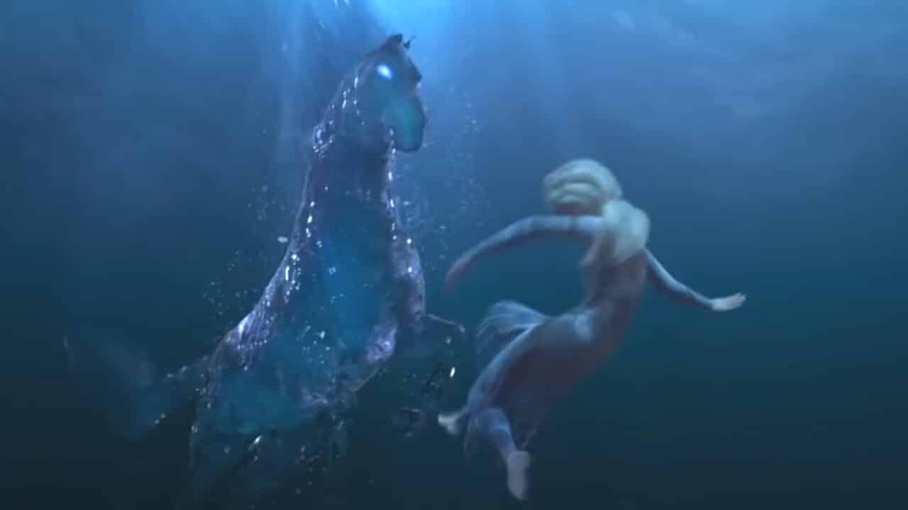 frozen 2- Il segreto di Arendelle, cinematographe.it