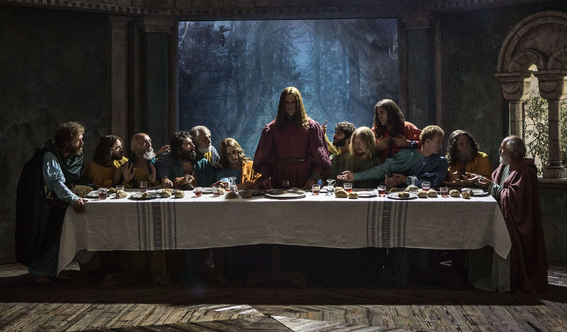 Io, Leonardo: il film al Giffoni 2019 con una Masterclass sugli effetti speciali