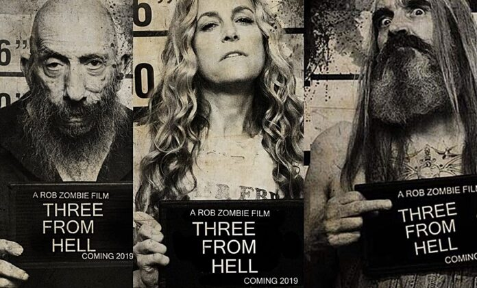 3 from hell - cinematographe.it