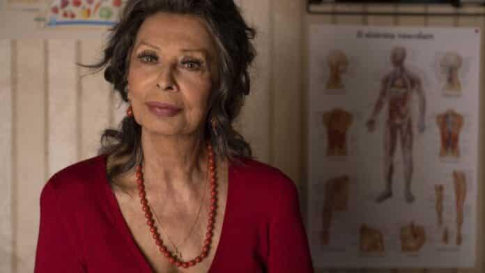 La vita davanti a sé Sophia Loren - Cinematographe.it
