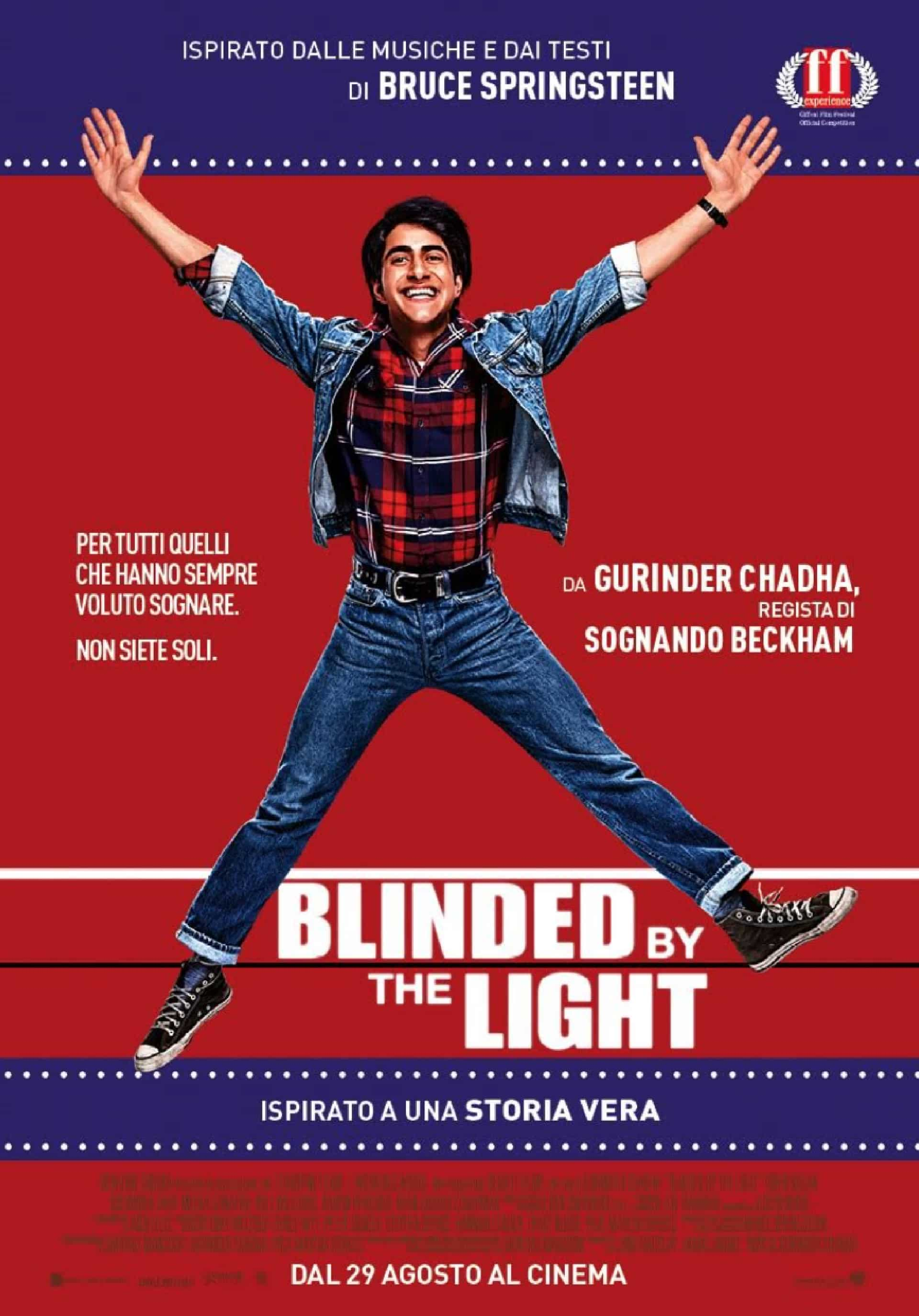 Blinded by the light, cinematographe.it