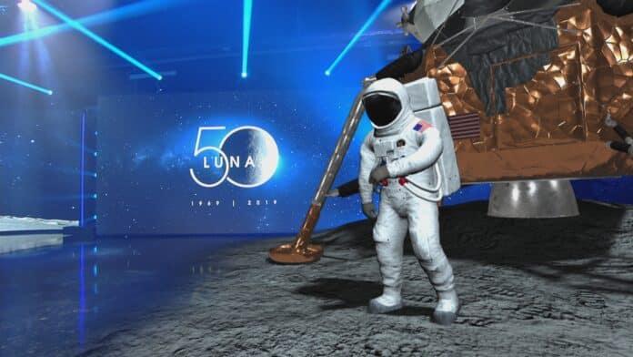 Sky sbarco sulla Luna Cinematographe.it