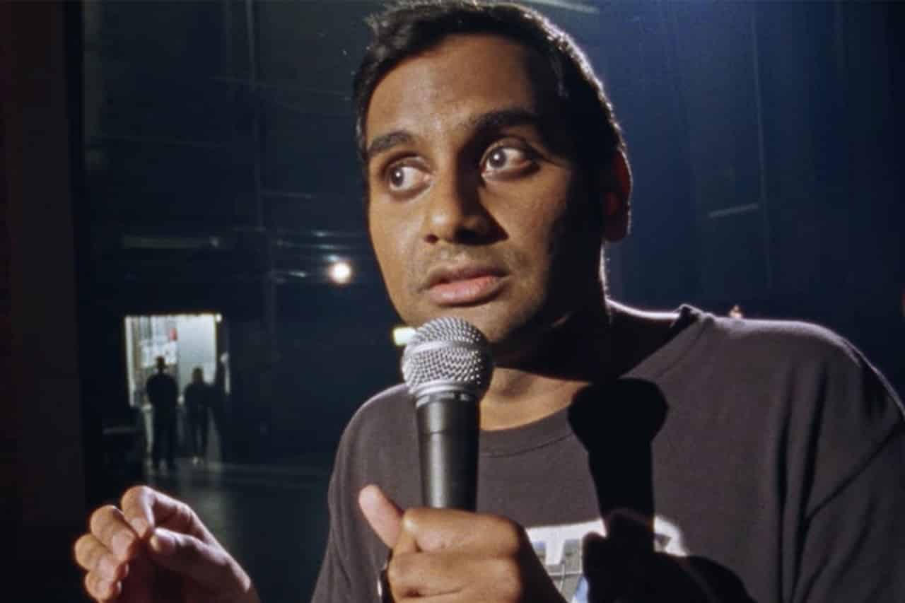 Aziz Ansari: Right now - Cinematographe.it