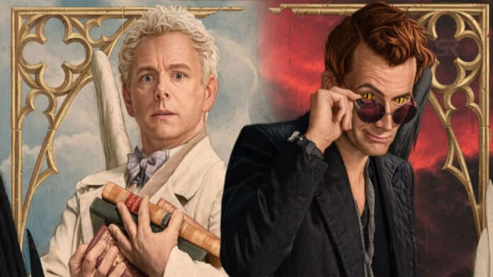 good omens - stagione 2, cinematographe.it