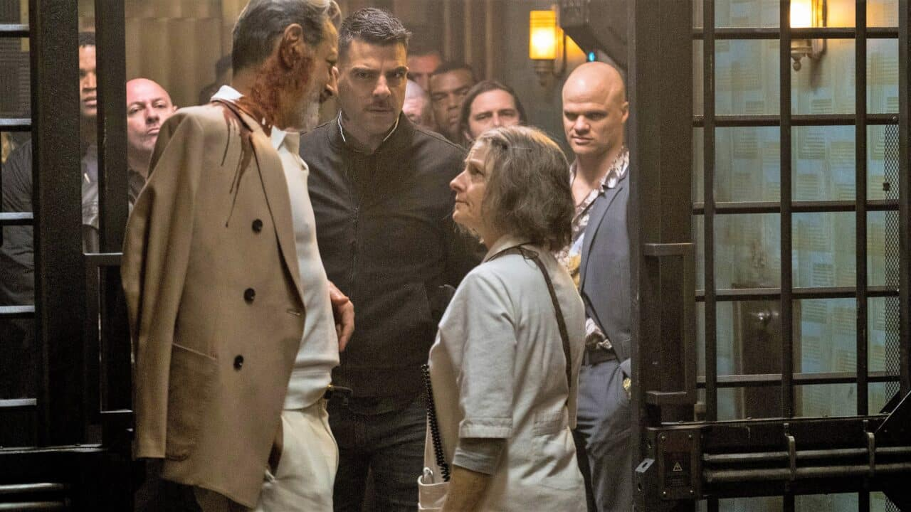 hotel artemis recensione film cinematographe.it
