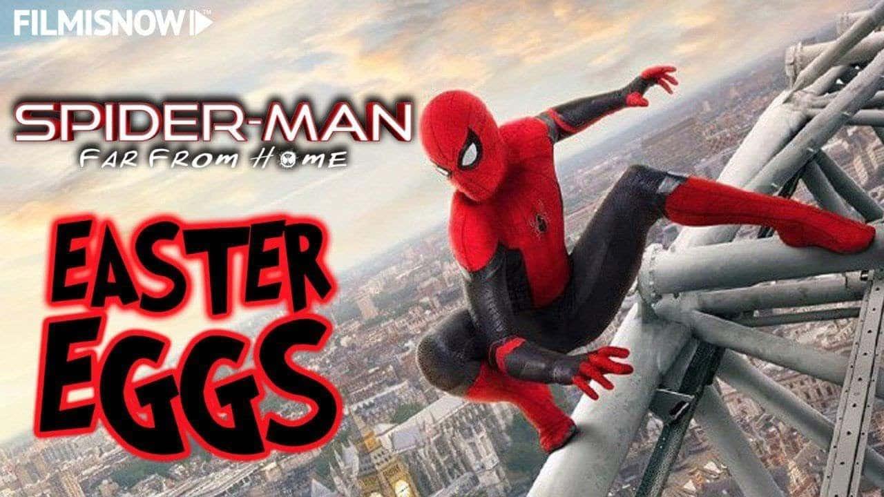 Spider-Man: Far From Home – un easter egg introduce i Fantastici Quattro nel MCU?