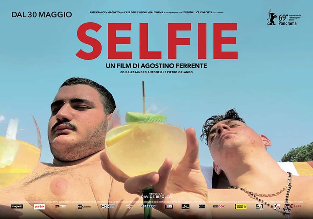 Selfie Agostino Ferrente, cinematographe.it