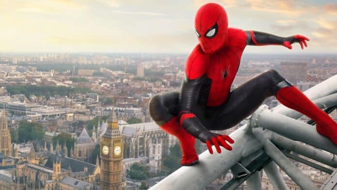 Box Office Italia Spider-Man: Far From Home, cinematographe