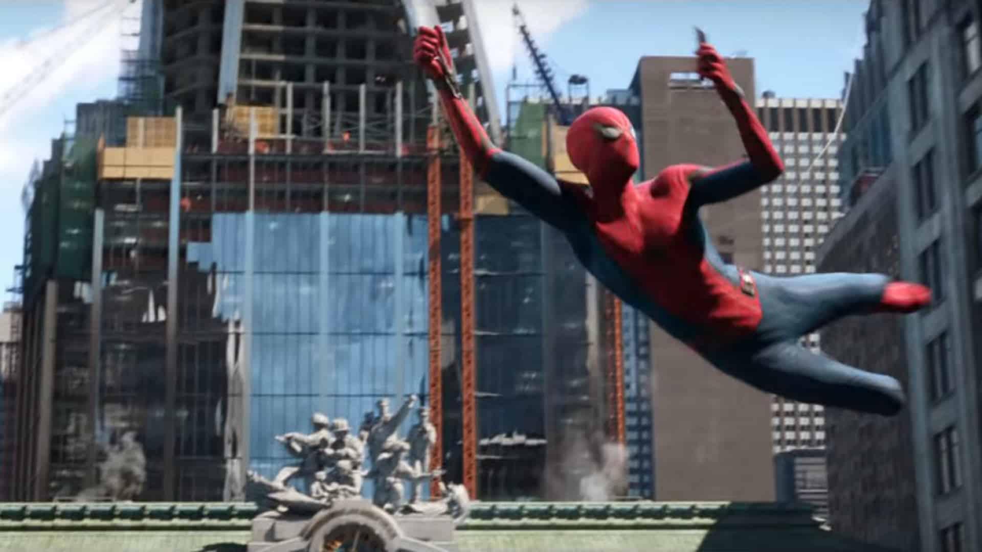 Spider-Man: Universal regala il cinema nel cofanetto con tutti i film