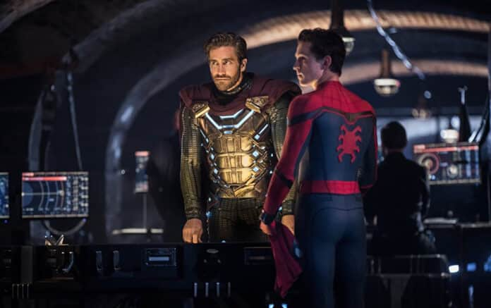 spider-man: far from home, cinematographe.it