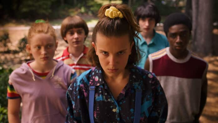stranger things, cinematographe.it