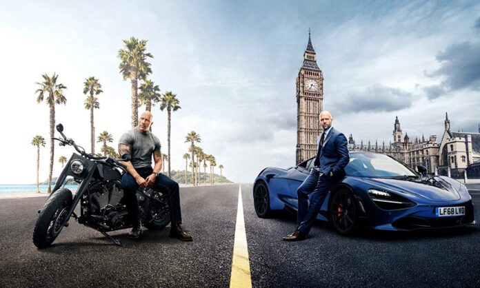 Weekend Fast & Furious - Hobbs & Shaw: cinematographe.it