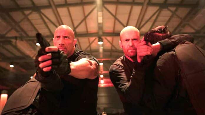 Fast and Furious - Hobbs & Shaw, cinematographe