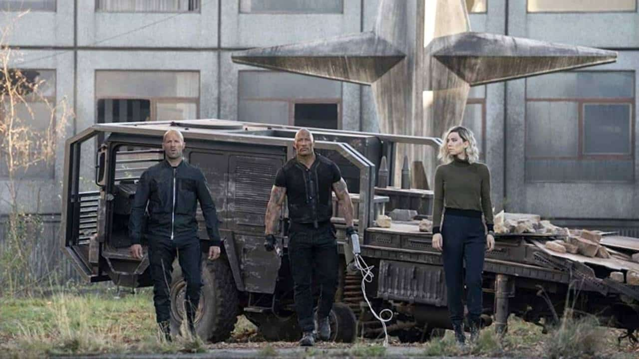 Fast & Furious - Hobbs & Shaw cinematographe.it