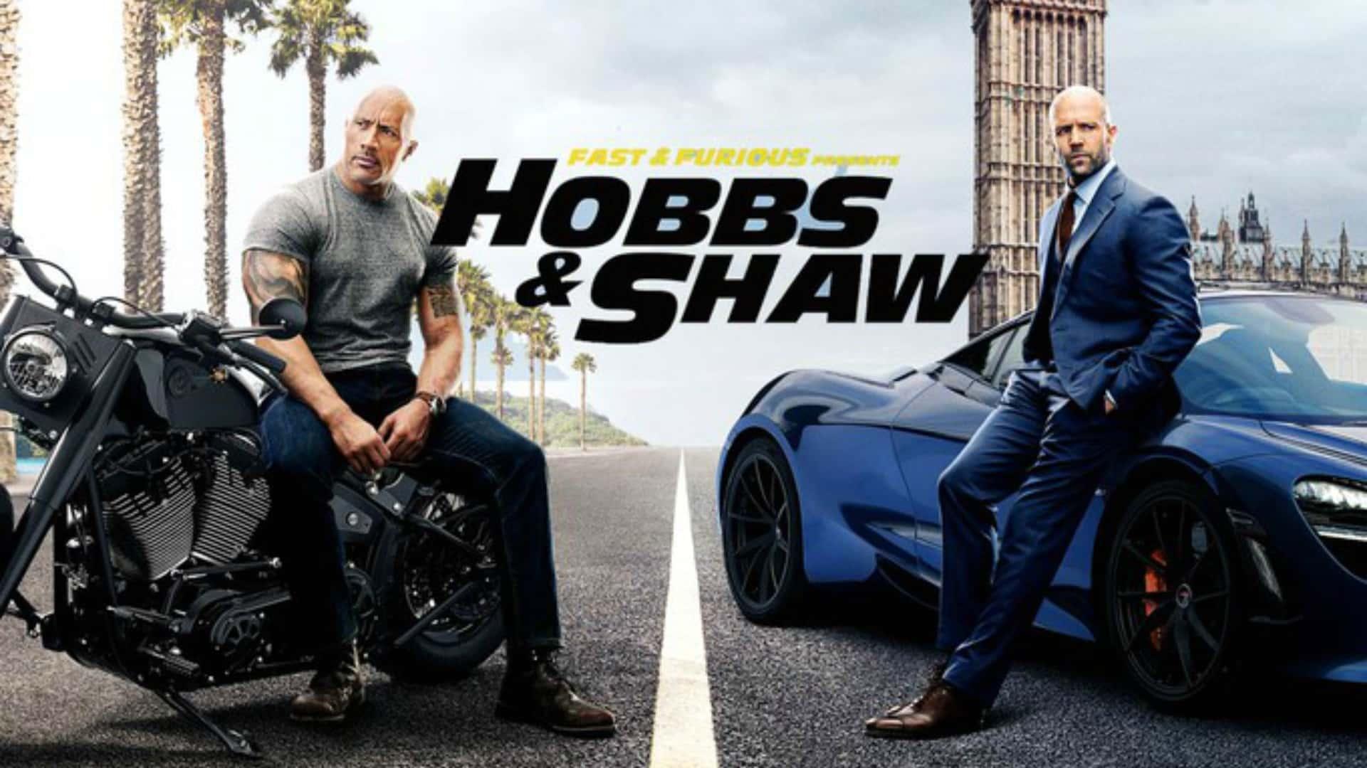 Hobbs & Shaw, cinematographe.it