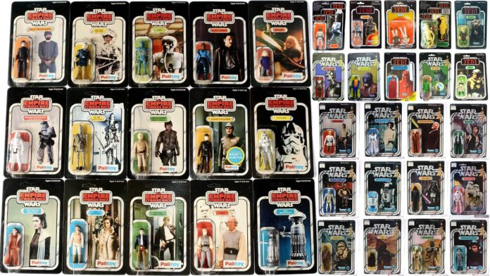 Star Wars action figure, Cinematographe.it