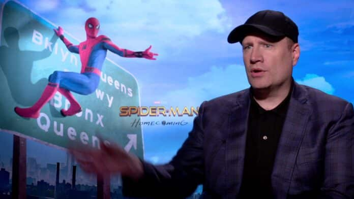 Spider-Man, Kevin Feige, Cinematographe.it