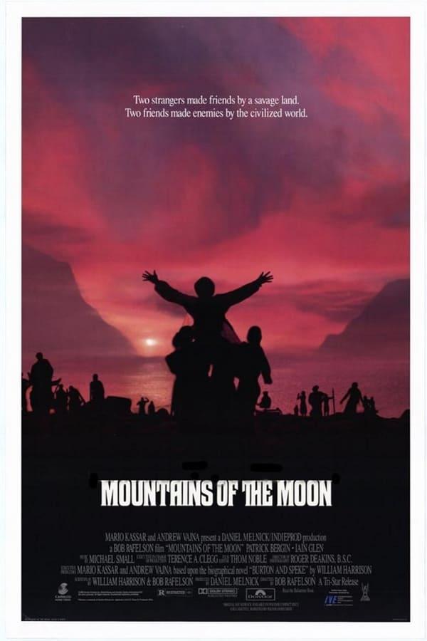 Le montagne della luna