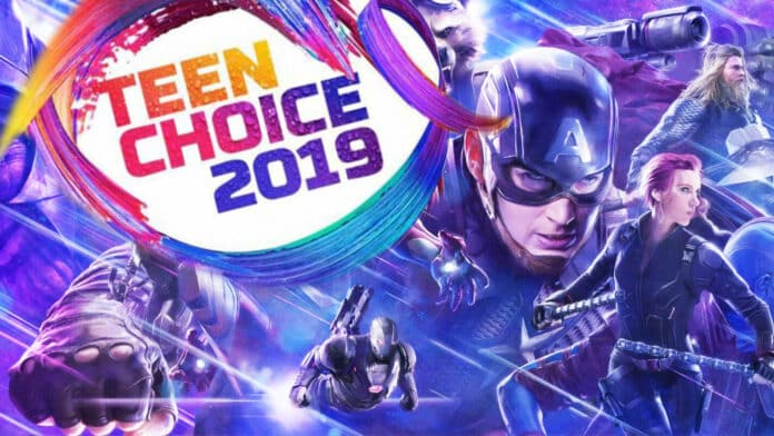 teen choice awards 2019, cinematographe.it