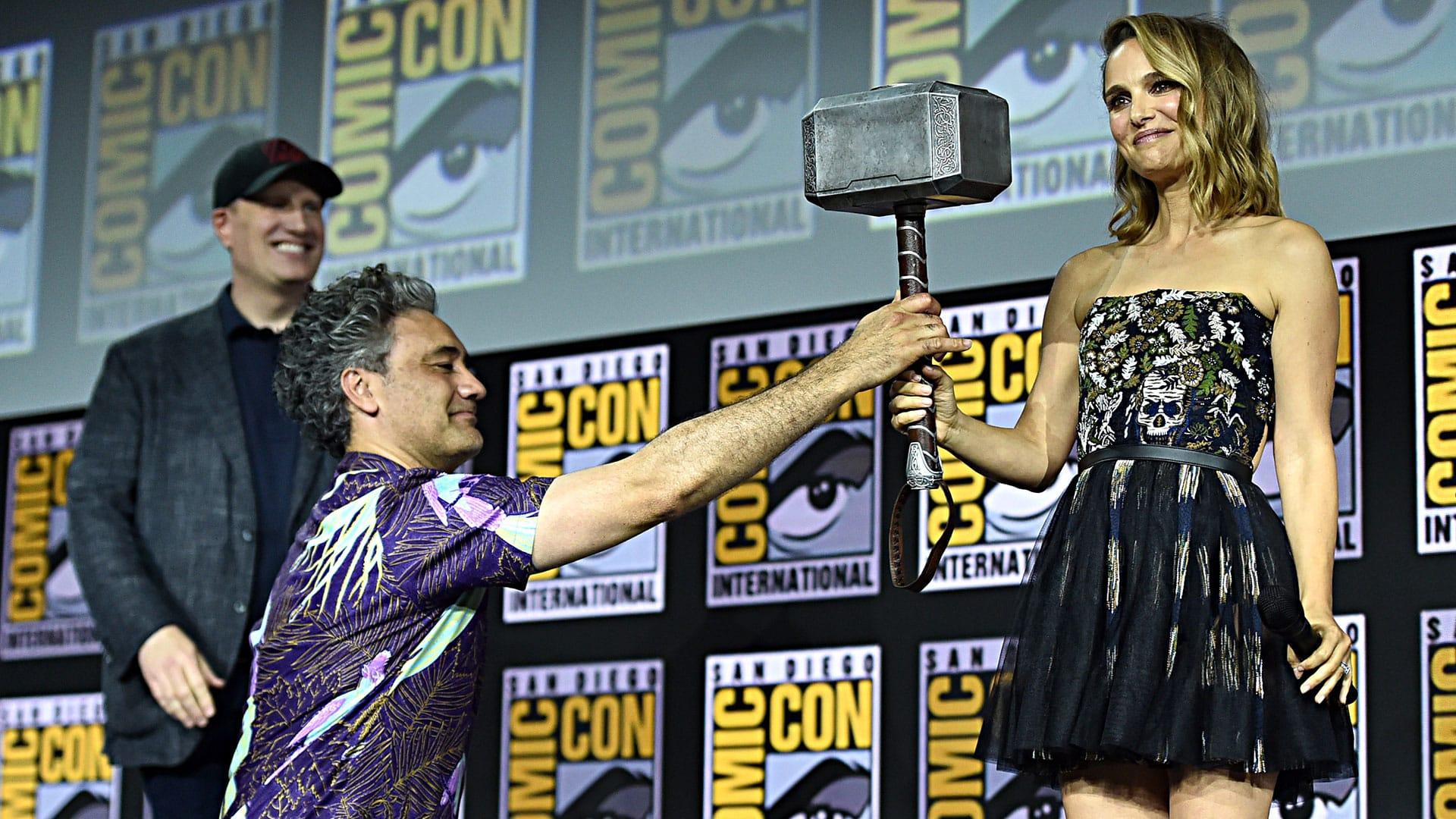 Thor: Love and Thunder - Taika Waititi ha finito la sceneggiatura